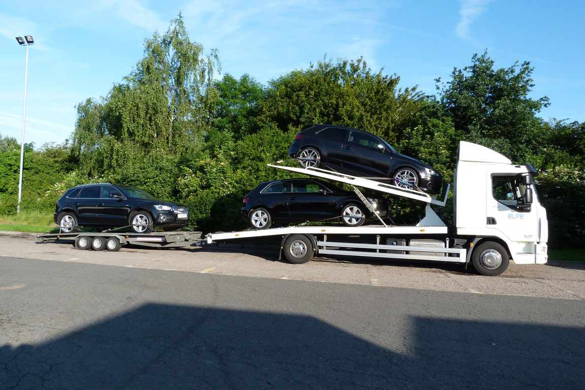 Vehicle Transport Company Car Transport Manchester